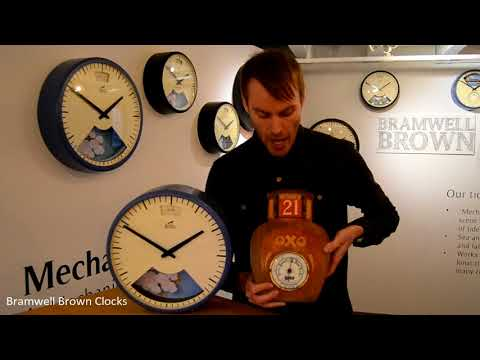 Do Our Wall Clocks Really Forecast Weather? Bramwell Brown Weather Clocks Explained!