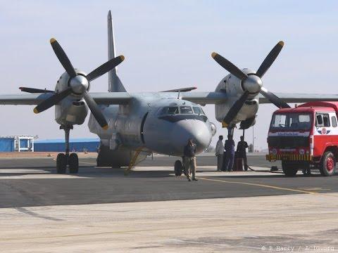 Antonov An-32 Test indian air force.