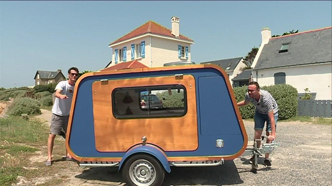 Nantes : la mini caravane, la Carapate