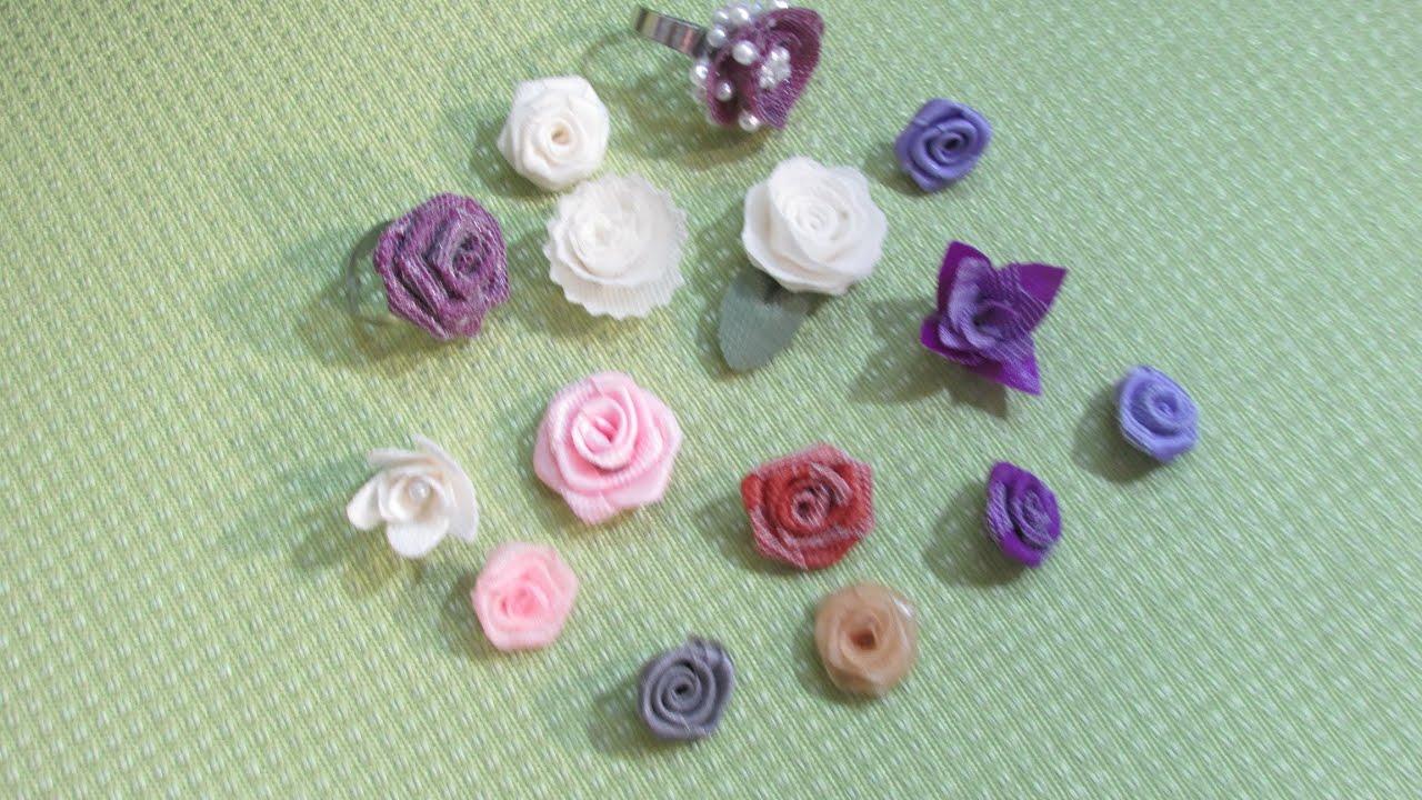 Como hacer listones para flores un truco espectacular - Www como hacer flores com ...