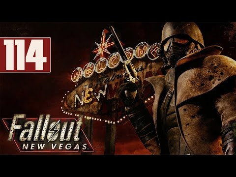 "Fallout: New Vegas - Let's Play - Part 114 - [Lonesome Road DLC] - ""A Special Gift (Series Finale)"""