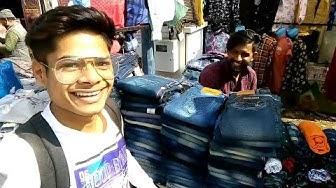 Raipur Sunday bajar | 2020_ Amazing cheap market  | •VLOG_08