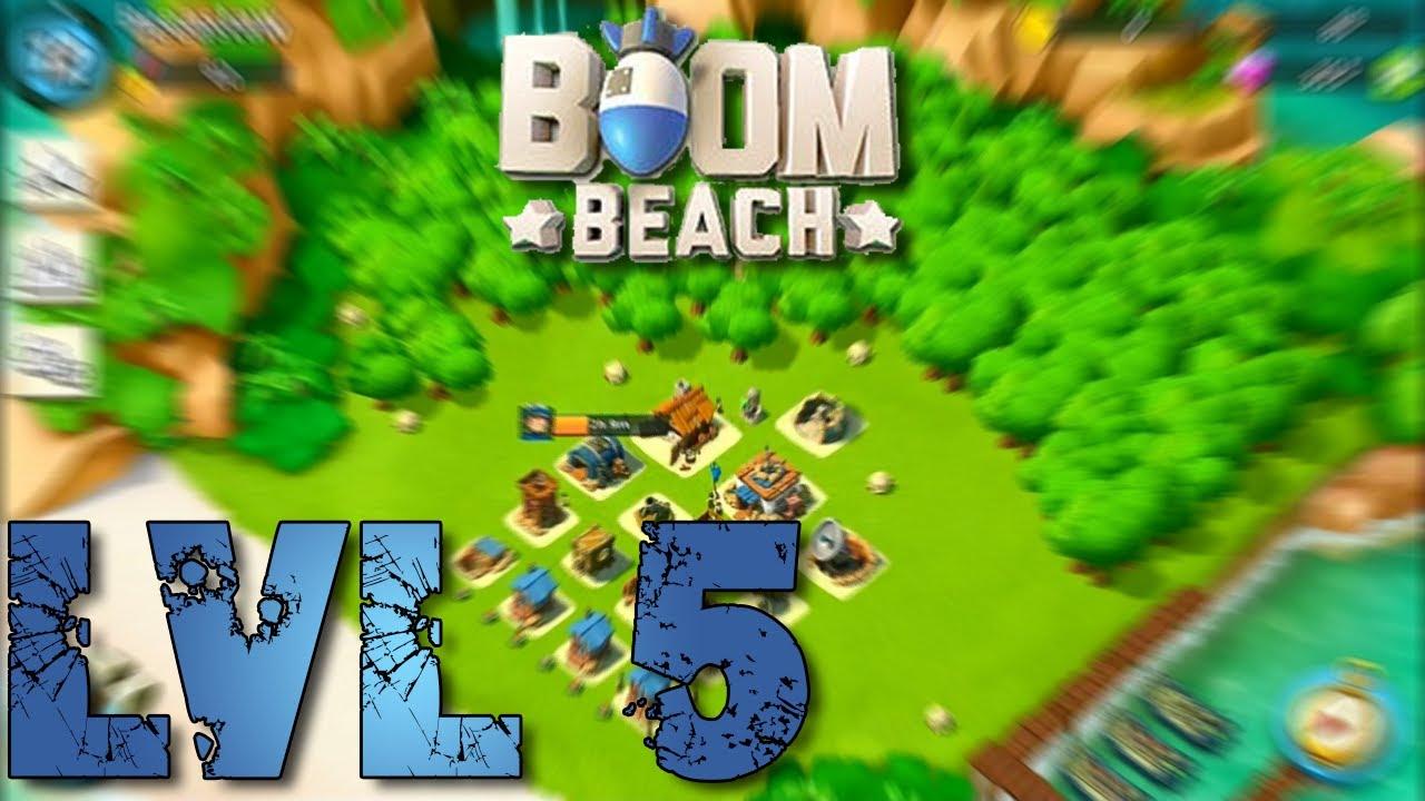 boom beach level 12