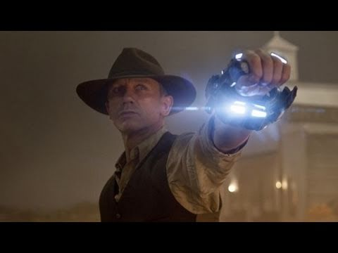 Cowboys & Aliens Trailer