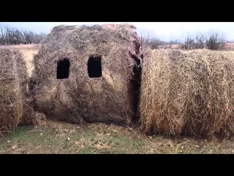 how to build a hay sweep