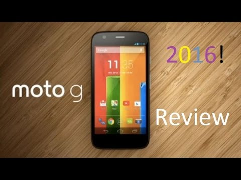 MOTO G 1st Gen Review in 2016 !