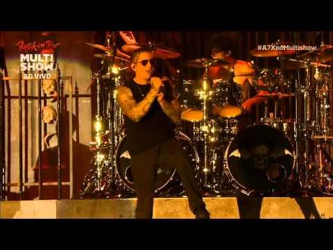 Unholy Confessions - Rock In Rio 2013 (HD)