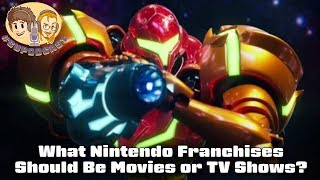 Nintendo Franchises That Should Be Movies or TV Shows