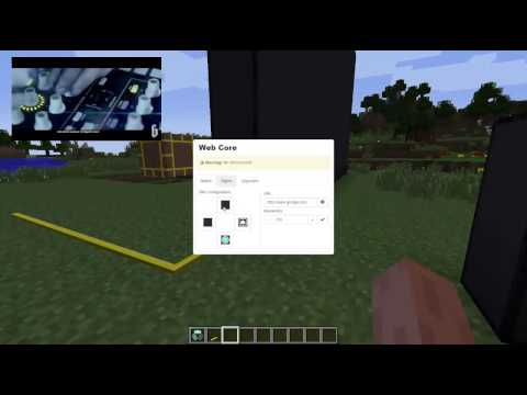 Minecraft HTML UI - Proof Of Concept (WD2)