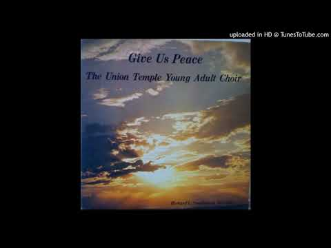 The Union Temple Young Adult Choir – Good Things Will Come To You