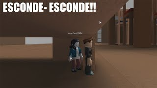 ROBLOX: HIDE-AND-SEEK WITH MY MOTHER!!! (Hide and Seek Extreme)