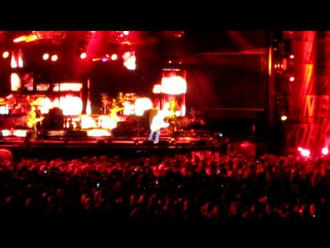 Billy Joel & Elton John- Face To Face Tour Live At Wrigley Field - WE DIDN'T START THE FIRE