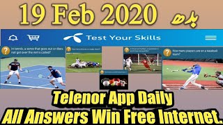 In tennis a serve that goes out or does not get over the net is called?   19 Feb 2020   My Telenor