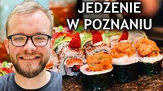 POZNAŃ - gdzie zjeść w Poznaniu? DOBRE JEDZENIE na lato 2019   GASTRO VLOG #250
