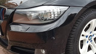 Bmw headlights washer (how to)