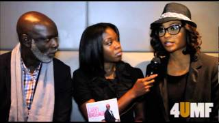 Cynthia Bailey And Peter Thomas Talk Book And New Show