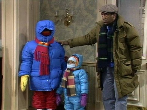 The Cosby Show Season 1 Episode 17 (s01e17) Theo and the Joint