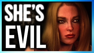 Skyrim LORE: 5 Reasons to Spare Cicero and KILL Astrid Instead!