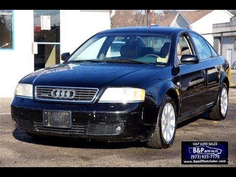 2000 Audi A6 28 Quattro C5 Sedan  YouTube