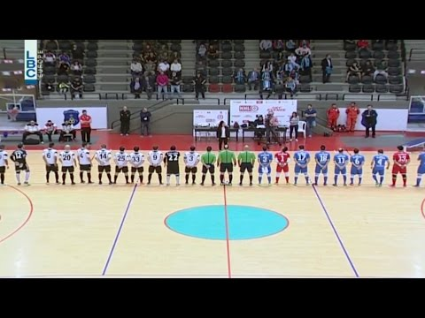 XXL Energy Futsal Championship - Bank Beirut v/s Achrafieh - March 2, 2016