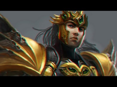 League of Legends : Jarvan IV : A New Hope