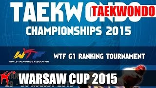 Polish Open - Warsaw Cup - 2015 - first day - Mata 2/1