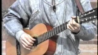 Запись песни А.Барбакару, 1991г.