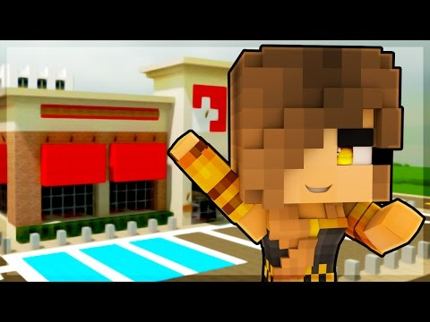 Minecraft Babies - MY FIRST RESTAURANT!! THE GRAND OPENING OF GOOD AS GOLD!! (Minecraft Roleplay)