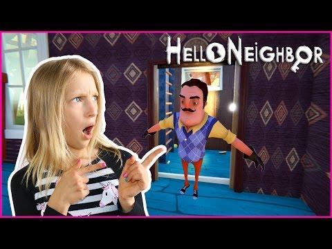 SECRET ELEVATOR / Hello Neighbor