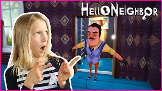 SECRET ELEVATOR / Hello Neighbor