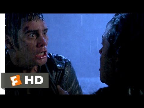 The Cable Guy (8/8) Movie CLIP - Satellite Fight (1996) HD