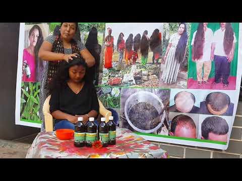 Omkara Adiwasi Harbal Hair Oil