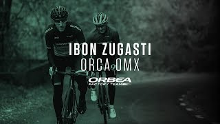 Ibon Zugasti knows all about the new Orca OMX I Orbea Factory Team