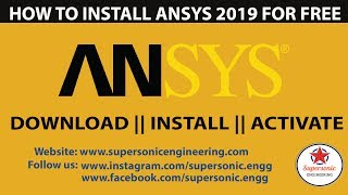 How To Download And Install Ansys Crack