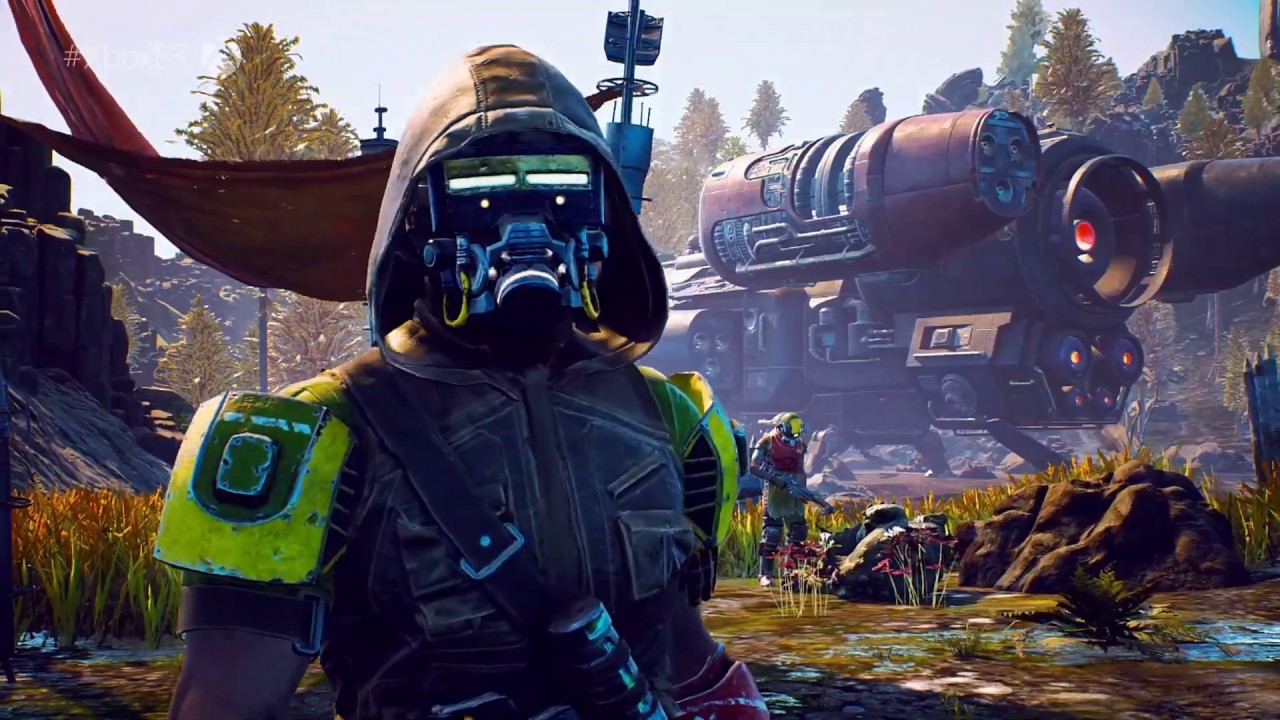 the outer worlds - 1280×720
