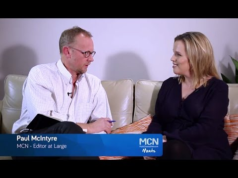 MCN meets GM of LifeStyle Channels - Hannah Barnes