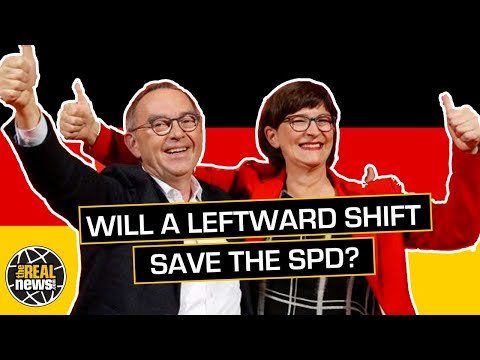 Germany's Social Democrats Are Moving Left. Will it Save the Party?