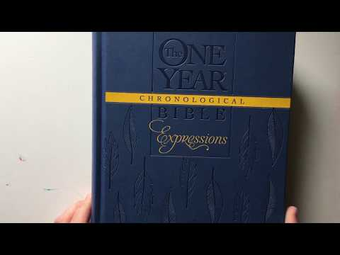 The One Year Chronological Bible - (Expressions) Bible Review Mp3