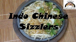 Indo Chinese Sizzlers || Chicken Sizzlers || My way of cooking Sizzlers