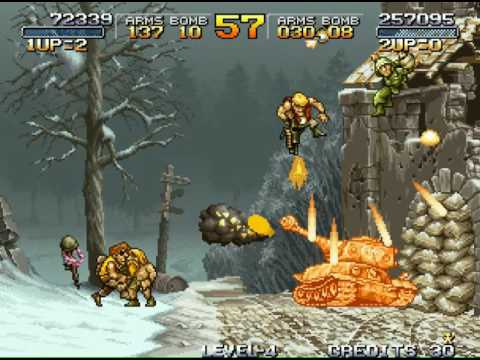 Let's Metal Slug Metal Slug