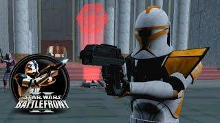 Star Wars Battlefront II Mods (PC) HD: Coruscant: High Fight