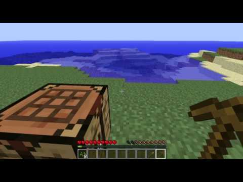 Minecraft: Hardcore Island Survival Ep.1: Objectives, Resources, and Stuff