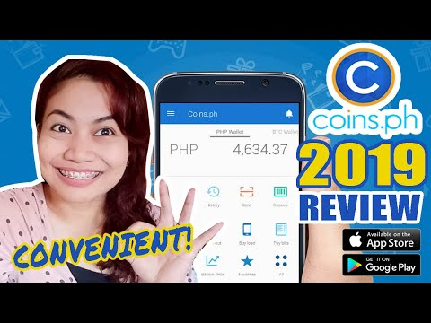 COINS.PH 2019 REVIEW | HOW TO REGISTER