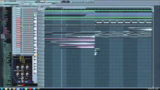 FL Studio Remake (DUBSTEP) : Gemini - Blue (LX-Tronix Remake)