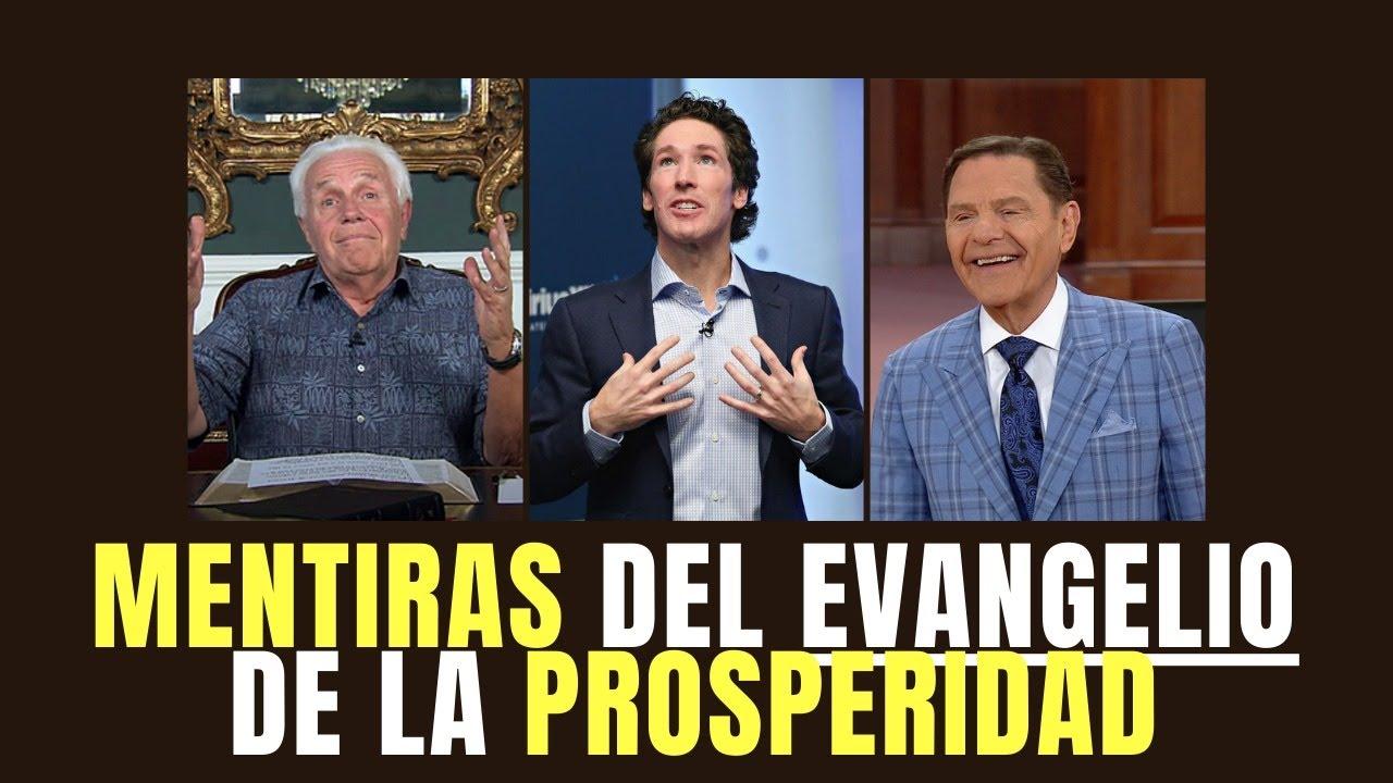 MENTIRAS DEL EVANGELIO DE LA PROSPERIDAD