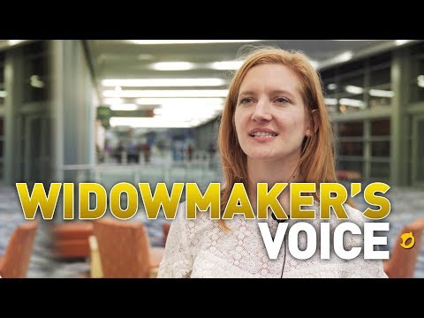 Behind the Voice: Widowmaker - Chloé Hollings