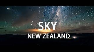 New Zealand Sky Vlog Drone Video
