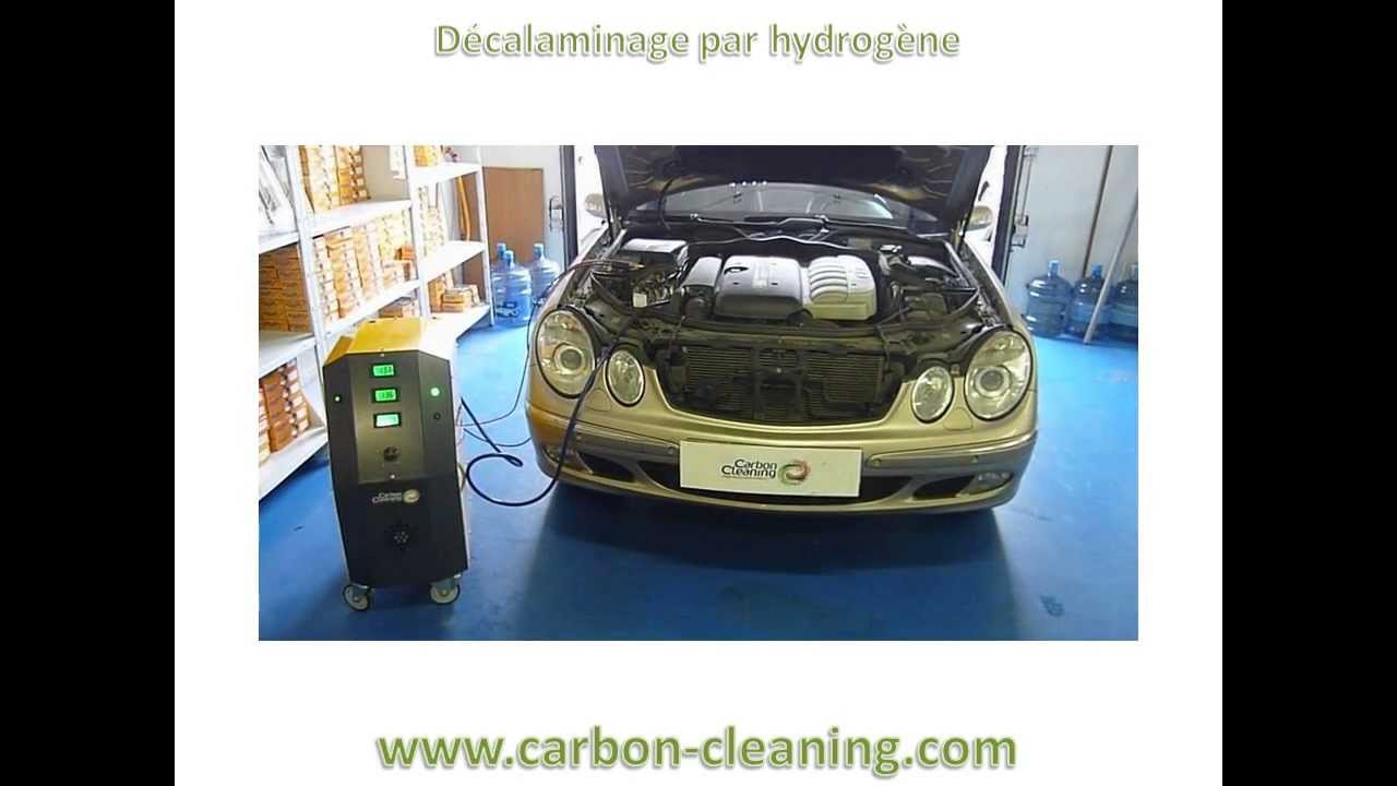 d pollution moteur sur mercedes 320 cdi avec carbon cleaning youtube. Black Bedroom Furniture Sets. Home Design Ideas