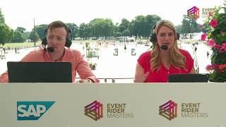 LIVE 🔴 Cross Country Leg 5 Jardy Event Rider Masters 2018