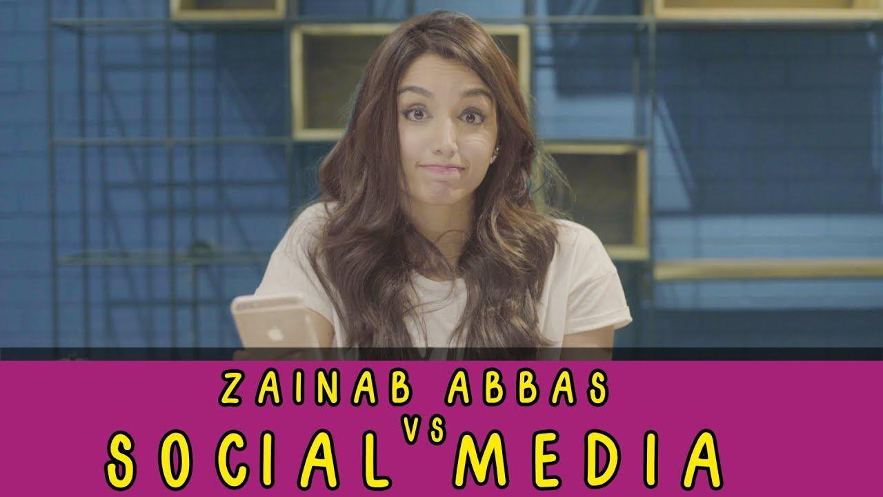 Zainab Abbas vs. Social Media | MangoBaaz